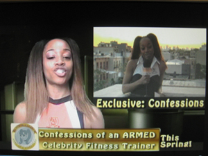 Confessions of an ARMED Celebrity Fitness Trainer SusieQ