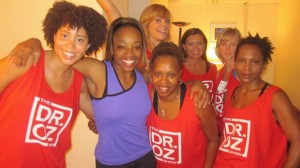 SusieQ FitLife Crew @ NBC Studios awaiting Dr. Oz!