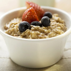 SusieQ's Oatmeal Breakfast