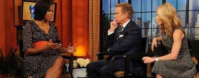 Michelle Obama Celebrates Let's Move!