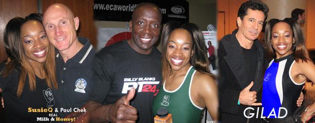 ECA World Fitness NYC! Celebrates 20th Anniversary