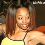SusieQ FitLife: The Armed Celebrity Fitness Trainer!