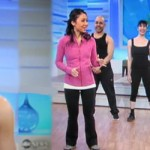 SusieQ FitLife on Good Morning America Health!