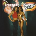 SusieQ FitLife Figure Competitor