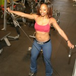 SusieQ FitLife Side Lateral Raise Arms of a First Lady Workout