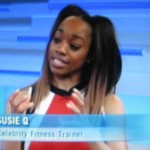 SusieQ Celebrity Fitness Trainer