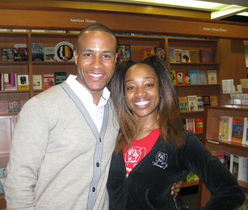 DeVon Franklin & SusieQ FitLife!