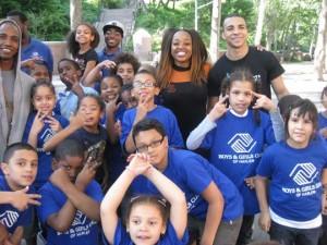 The Boys & Girls Club of Harlem & The City Gym Boys + SusieQ FitLife!
