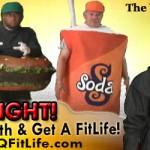 FOOD FIGHT! Video Leaked!