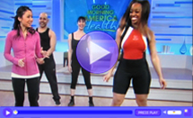 Arms of a First Lady DVD debut on Good Morning America Health