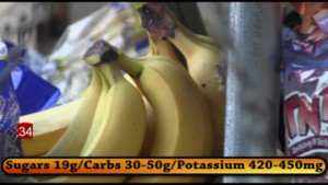 Banana Nutrient Breakdown SusieQ FitLife