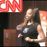CNN features Motivational Keynote Speaker SusieQ FitLife from Cleveland Clinic