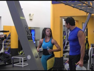 Dr Steve Show & SusieQ FitLife Michelle Obama Lets Move Campaign