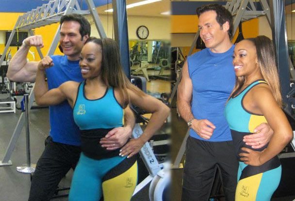 Dr. Steve & SusieQ FitLife Post Arms of a First Lady Workout!