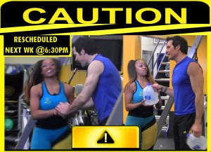 Hold The Oscar! The Dr. Steve Show with SusieQ FitLife Arms of a First Lady is Rescheduled!
