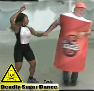 Deadly Sugar Dance-Addicted to Sugar! Watch Your Mouth!