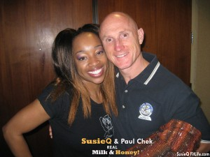 Paul Chek & SusieQ FitLife talk Sugar Honey!