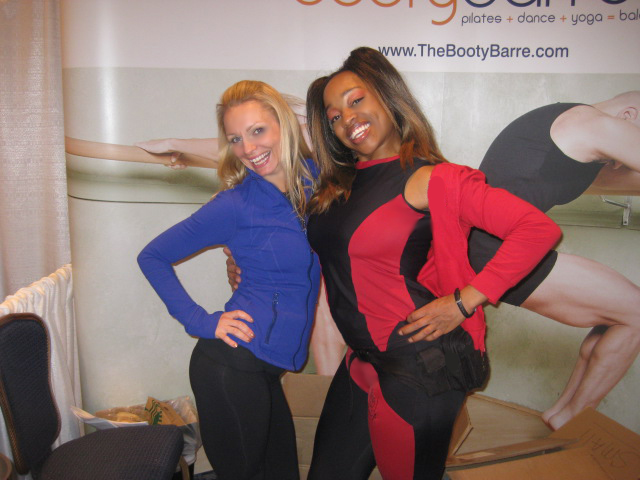 Tracey Mallet & SusieQ FitLife