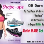 HIGH raising shoe expectations with Kim Kardashian!