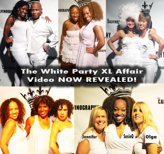 All White Party Affair for Calvin Wiley reported by SusieQ FitLife