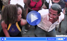 Barack Obama Flash Mob Dance SusieQ FitLife! Susie Q