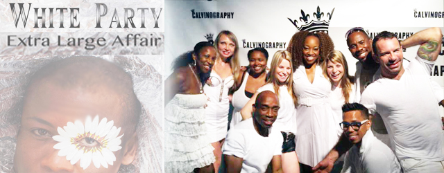 Calvin Wiley Presents the ALL White Annual Party Affair! Reviewed by SusieQ FitLife!