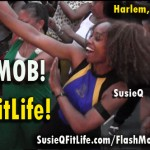 FitLife Flash MOB Dance! Barack Obama & SusieQ FitLife!