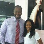 Gabby Douglas Fights Back on Hair Raising Drama with Ted Gibson on SusieQ FitLife!