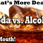 Soda or Alcohol! What's more deadly on SusieQ FitLife with Healing Treasure Inc