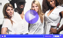 White Party Affair Event for Calvin Wiley on SusieQ FitLife!