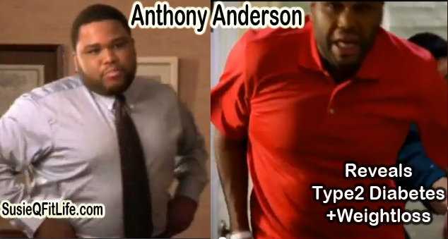 Guys with Kids Star, Anthony Anderson on Diabetes ...