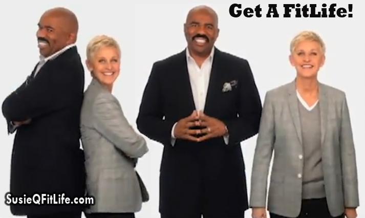 Steve Harvey is Back to Back with Ellen DeGeneres,
