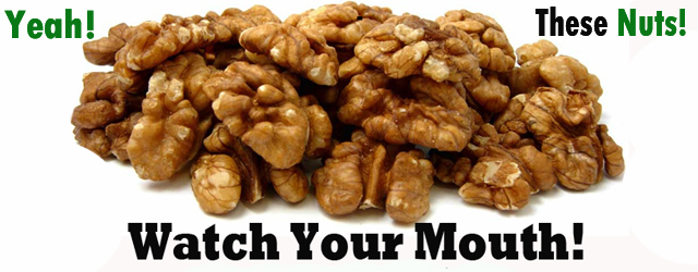 Yeah! These Nuts! Walnuts that is… The importance of conditioning your body is as essential as feeding your mind! In this case we are referring to brain power with protein...