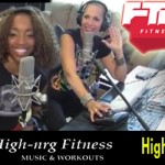 Marina's High NRG Fitness Workouts with Brandon Osborn & SusieQ FitLife!