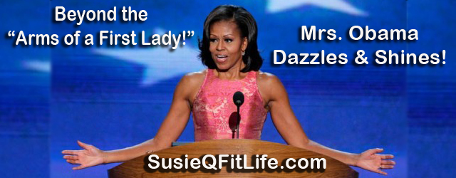 Michelle Obama Addresses Democratic Convention with Electrifying Message!