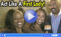 Steve Harvey's Think Like a Man DVD Contest with SusieQ FitLife Arms of a First Lady DVD Giveaway!