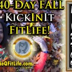 40-Day FitLife Fall Challenge!