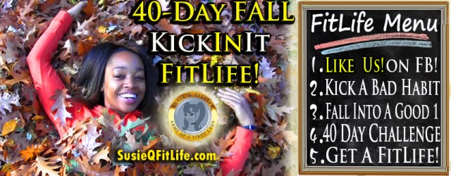 It is 40 days until Turkey Day next month! Let's face the reality that many of our FitLifers will begin to hibernate at home, eating more snacks/treats and workout their...