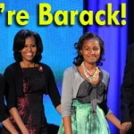 Barack Obama Wins Re-Election! Reports by SusieQ FitLife!