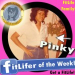 FitLifer of the WEEK! NICE! Pinky