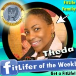 Susie Q FitLifer of the WEEK! NICE! SusieQ FitLife with Theda