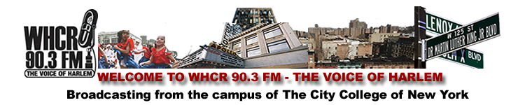 WHRC 90.3FM The Voice of Harlem