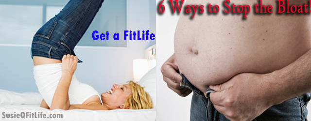 Your stomach feels bloated, your jeans won't zip up & you couldn't hold in your stomach for more than 6 seconds to save your FitLife! Yeah it feels like you've […]