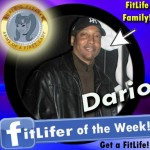 FitLifer of the WEEK on SusieQ FitLife is Dario