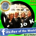 FitLifer of the WEEK on SusieQ FitLife is Jo K.