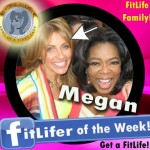 FitLifer of the WEEK on SusieQ FitLife is Megan