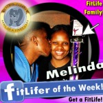 FitLifer of the WEEK on SusieQ FitLife is Melinda Cummings!