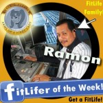 FitLifer of the WEEK on SusieQ FitLife is Ramon