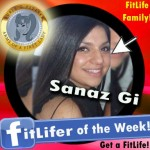 FitLifer of the WEEK on SusieQ FitLife is Sanaz