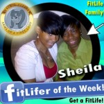 FitLifer of the WEEK on SusieQ FitLife is Sheila